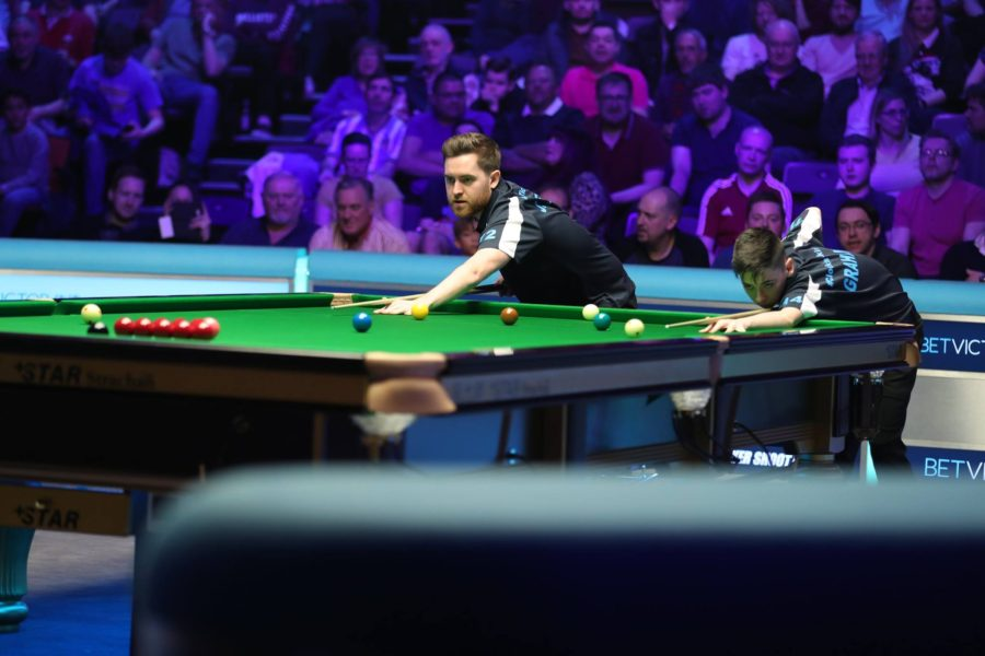 Snooker shootout betting